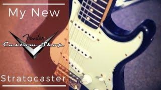 Video My New Fender Custom Shop '61 Strat MP3, 3GP, MP4, WEBM, AVI, FLV Juli 2018