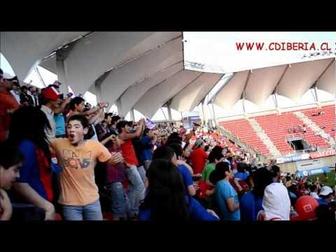 D. Iberia 1 - Barnechea 1 - Banda Azulgrana-Noviembre 2011 .wmv - Banda Azulgrana - Deportes Iberia