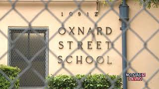 Tras las rejas asistente de maestro de la primaria Oxnard de North Hollywood – Noticias 62 - Thumbnail
