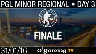 Finale - PGL Regional Minor Championship: Europe D3 - Playoffs