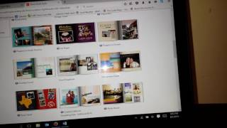 Quick Overview of How to Make a Shutterfly Photo Book Part 1