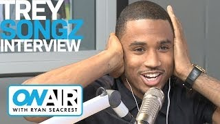 Nonton Trey Songz On Flirting With Nicki Minaj   On Air With Ryan Seacrest Film Subtitle Indonesia Streaming Movie Download
