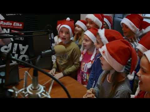 Wideo: Kolęda w radiu. Śpiewają uczniowie z Gaworzyc