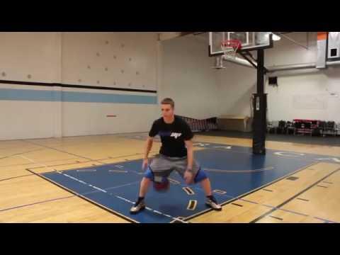 Обучение дриблингу в баскетболе от The Professor. Программа тренировок.