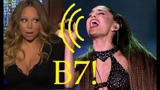 Video SUDDEN HIGH NOTES! - Famous Singers pt 2 MP3, 3GP, MP4, WEBM, AVI, FLV September 2019