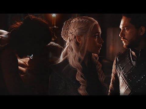 Jon & Daenerys | He Loved Her And She Loved Him (7x07)