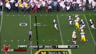 DaQuan Jones vs Michigan (2013)