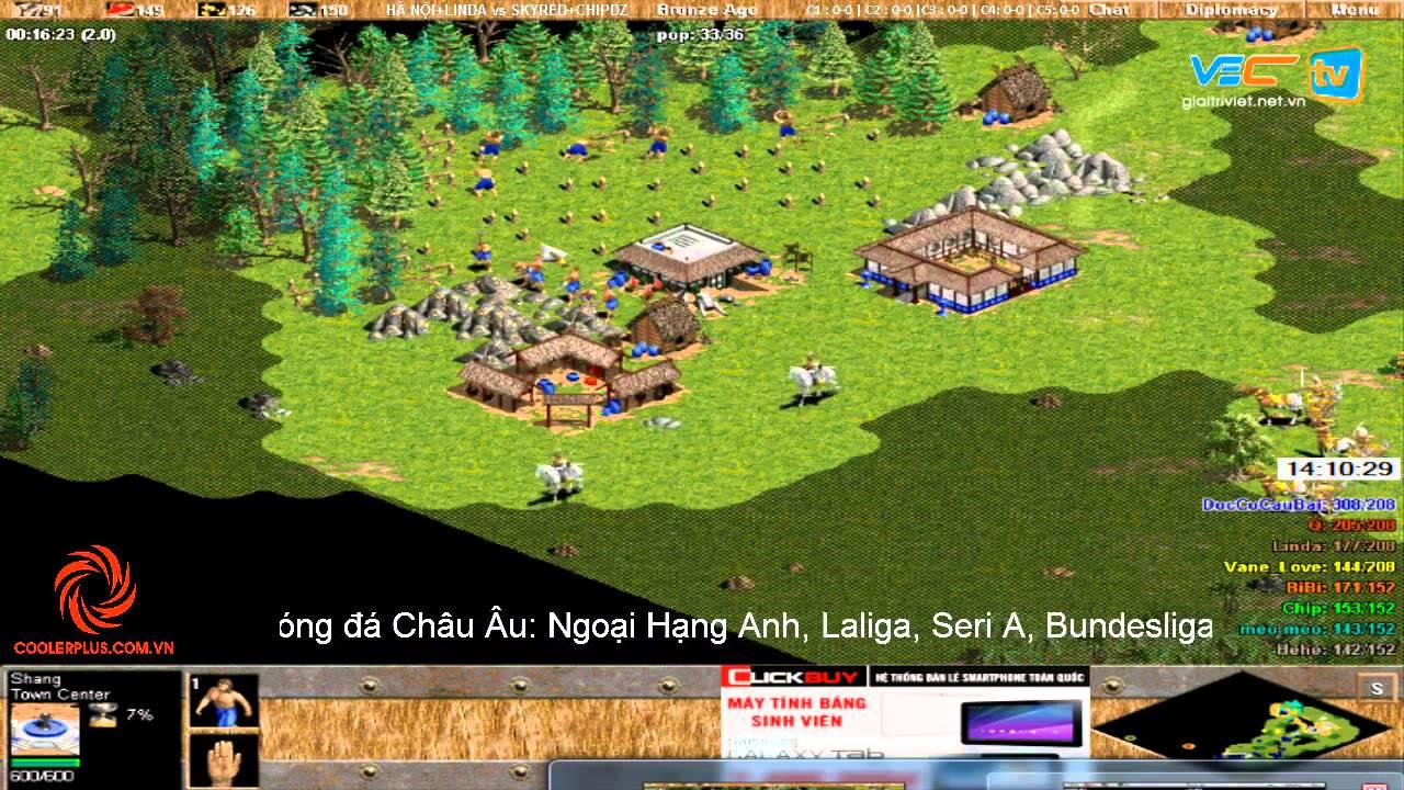 4vs4   Hà Nội vs SkyRed (Ngày 19-05-2015)