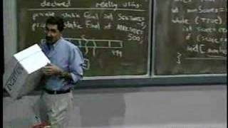 Lecture 16 | Programming Methodology (Stanford)