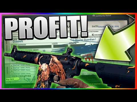 Cs go trade up contract profit 2016 csgo jackpot script simple v1 4