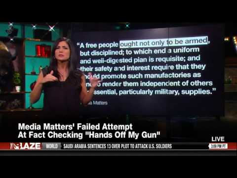 MMFA - Dana takes Media Matters to task for attacking her and her new book. Watch full episodes of Dana weeknights, live at 6pm ET, or on demand with a subscription to TheBlaze TV: http://www.theblaze.c...