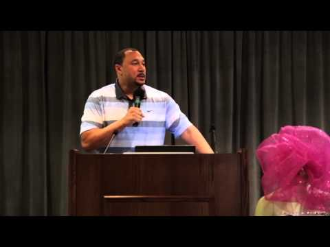 Charlie Batch presents Dignity & Respect Program to high school students