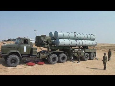 Συρία: Πυραύλους S-300 έστειλε η Ρωσία
