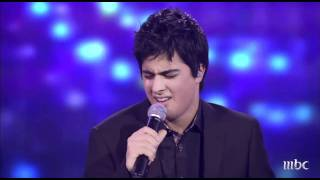 Arab Idol - Ep7 - Top Ten Males - امين بورقيبه