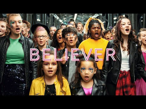 Imagine Dragons - Believer | Cover by One Voice Children's Choir