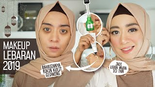 Download Video Jadi Lebih Muda 10 Tahun! Makeup Lebaran Glowing dan Simpel MP3 3GP MP4