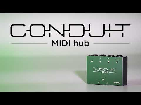 NUOVO STRYMON CONDUIT MIDI HUB