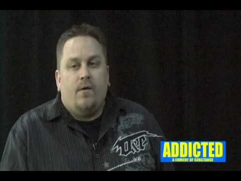 Aaron S. Davis, Director of Third Degree Theatre's production of Addicted, discusses the show.