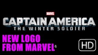 Thor 2, Captain America 2, Iron Man 3, Guardians of The Galaxy and Ant-Man - New Logos From Marvel