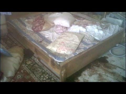 Bên trong nhà của Bin Laden