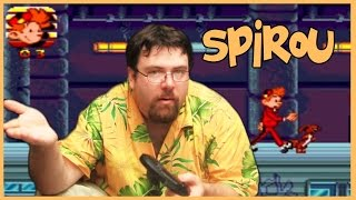 Video Joueur du Grenier - Spirou - Megadrive MP3, 3GP, MP4, WEBM, AVI, FLV November 2017