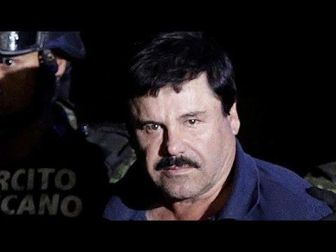 Στις ΗΠΑ θα απελάσει το Μεξικό των Ελ Τσάπο