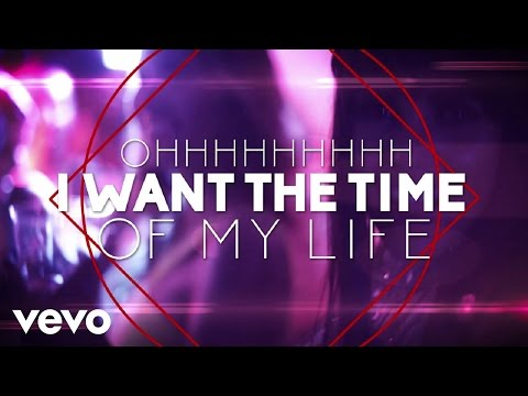 Pitbull - Time Of Our Lives (Lyric) ft. Ne-Yo (видео)