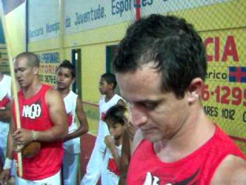 capoeira nago em unaí mg