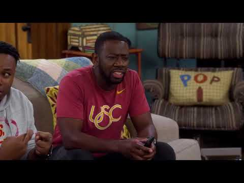 "The Neighborhood 1x18 Sneak Peek 2 ""Welcome to Logan #2"""