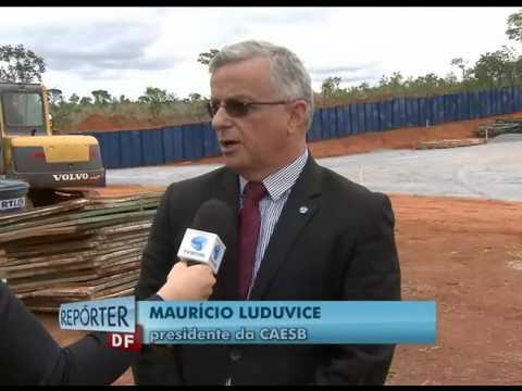 Em meio à crise hídrica, governo começa construção da Represa do Bananal.