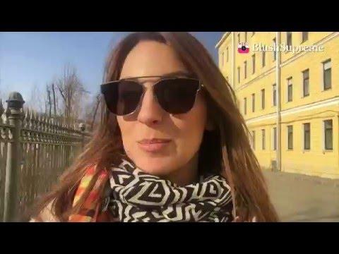 VLОG | Питер День Рождения СУПЕР ПОЕЗДКА | ВlushSuрrеме - DomaVideo.Ru