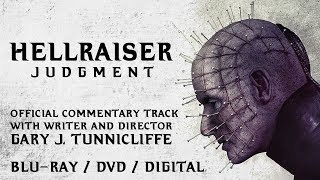 Nonton Hellraiser Judgment   Official Director S Commentary Track Feat  Gary J  Tunnicliffe Film Subtitle Indonesia Streaming Movie Download