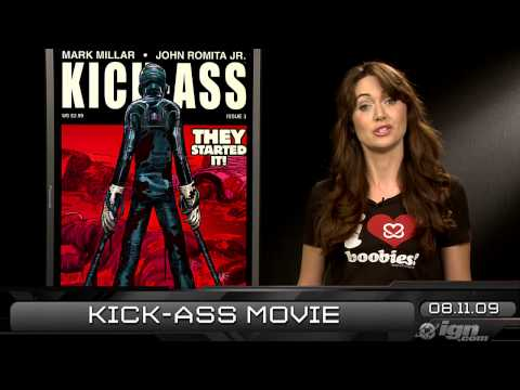 preview-IGN Daily Fix, 8-11: Netflix Info, GRIN News, and Kick-Ass (IGN)