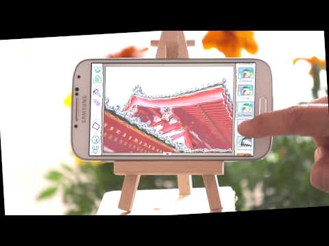 Video of Paper Artist