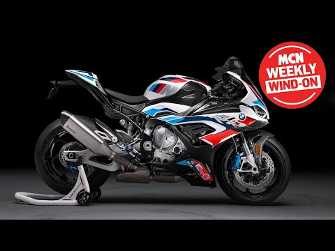 MCN's Weekly Wind-On Ep 20 | The new M1000RR boasts all new tech