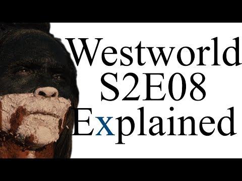 Westworld S2E08 Explained