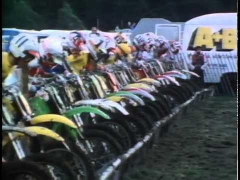 1981 British 500cc motocross Noyce Hudson Thorpe Wright etc Part 2