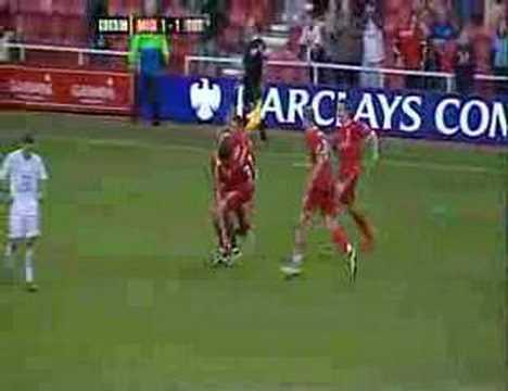 luke young gol!