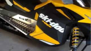 9. 2012 Ski Doo MXZ 600 Rotax