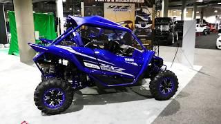4. New 2018 Yamaha YXZ 1000R SS ATV Exterior Tour - 2017 LA Auto Show
