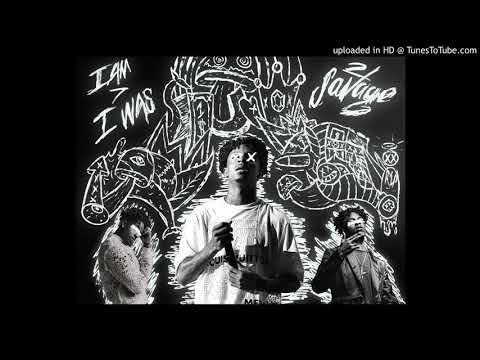 21 Savage - Deserve Instrumental (re-prod. Redd Smoke)