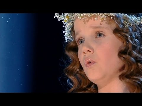 Ave - Amira Willighagen sings 'Ave Maria' during the Semi-Final of Holland's Got Talent and delivers another astounding performance which sees her progress to the ...