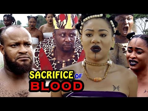 "New Movie Alert ""SACRIFICE OF BLOOD"" Season 3&4 - (Chinenye Ubah) 2019 Latest Nollywood Epic Movie"