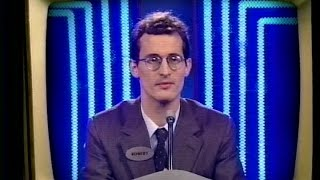 """Promo used on Game Show Network in 2001. BOTULISM! """"You know you know."""""""
