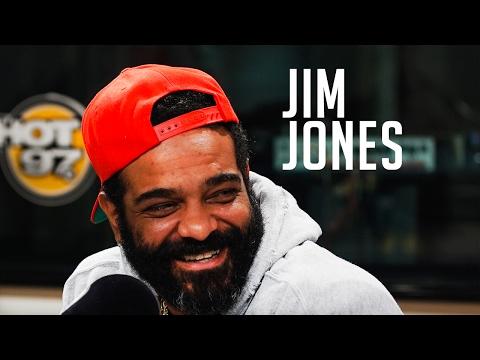 Jim Jones Talks Dipset Break Up, Jay-Z, Max B, French Montana + More W/ Funk Flex