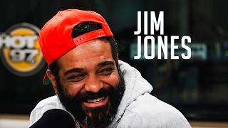 Jim Jones Talks Dipset Breakup, Max B, and Rocnation Singing