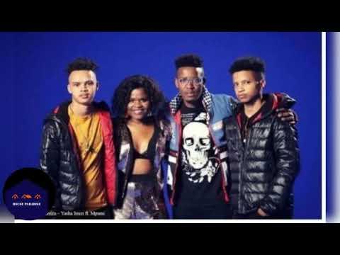 Claudio-X-Kenza Feat. Mpumi - Yasha Imizi