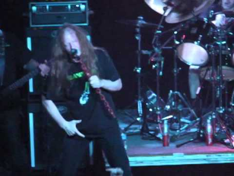 rigormortis - Dallas-based speed metal band Rigor Mortis performing live at Trees in Deep Ellum. They were the first metal band to break out of the neighborhood back in 19...