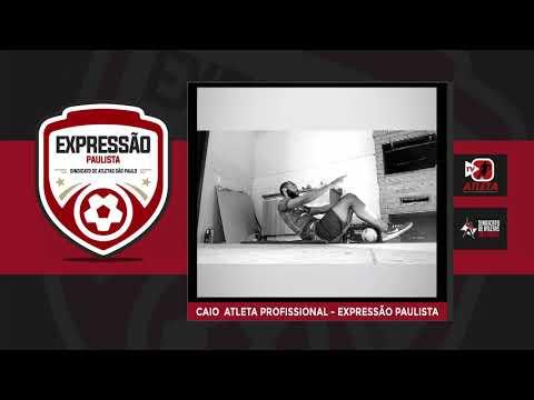 Atletas do Expressão paulista seguem treinos físicos diários programados pela comissão técnica
