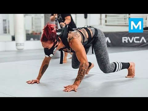 Hurja Nainen! – Cris Cyborg MMA Training Highlights
